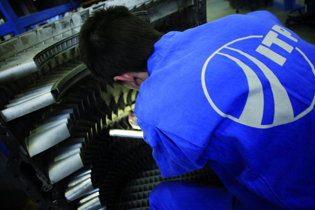 ITP inveritrá 88 millones de euros en un plan de mejora industrial