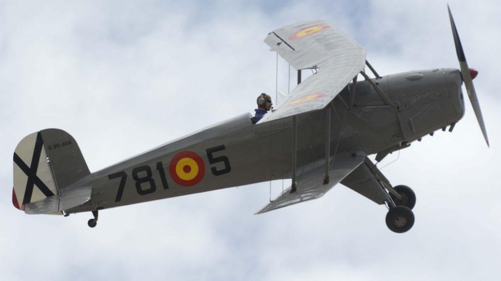 CASA construyó 555 Bu-131 como el CASA 1131.