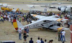 La Fundación Infante de Oreans ha hecho para Iberia una de sus habituales demostraciones del primer domingo de cada mes.