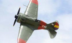 El I-16 participó en la Guerra Civil española. Llamado Mosca por los republicanos y Rata por los rebeldes. Fue el único avión que luchaba de igual a igual con los Messerschmitt Me-109.
