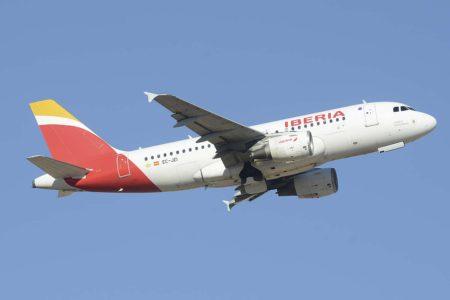 Iberia dará de baja aviones A319 y A320 según  vayan finalizando sus contratos de alquiler.