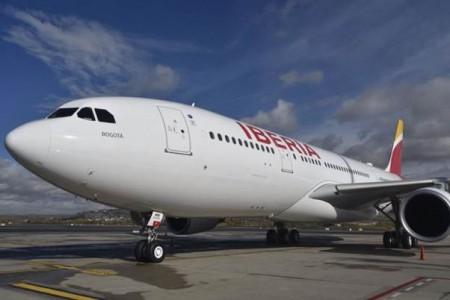 Iberia recibe su noveno A330-200