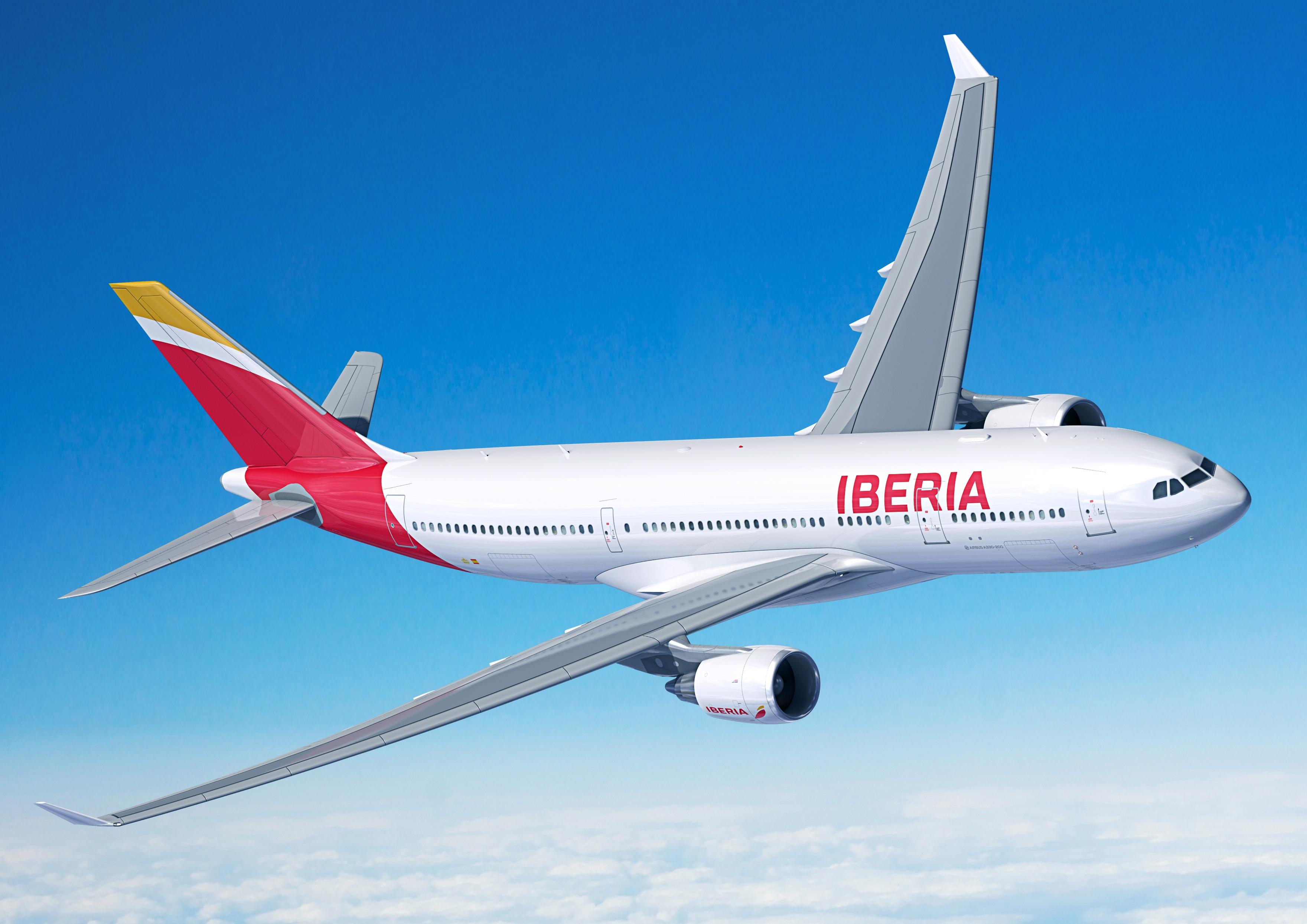 Iberia ya tiene pedidos ocho A330-200 además de los anunciados ahora.