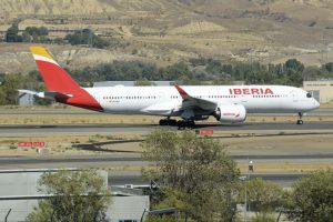 Iberia cuenta ya con 5 con dos más en proceso de montaje en la factoría, de los 20 pedidos.