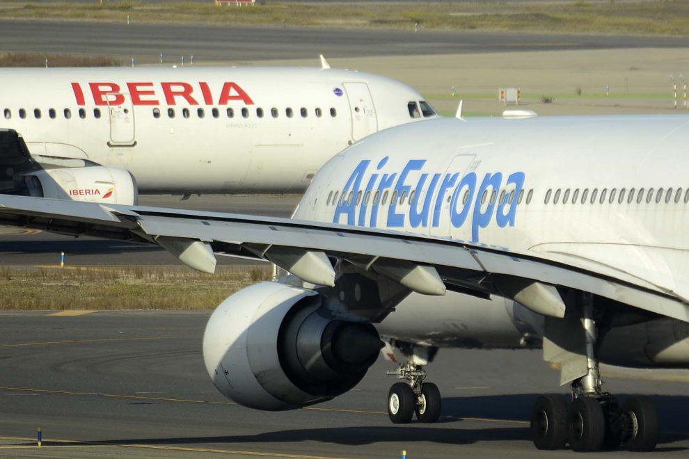 A falta de un acuerdo con SEPI, la venta de Air Europa a Iberia está cerrada.