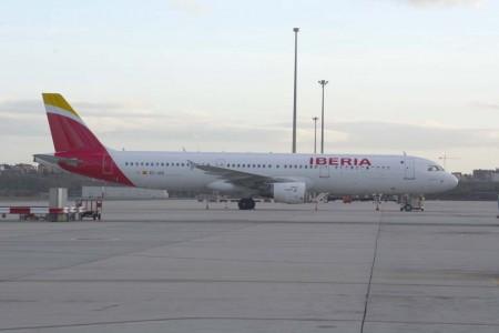 Iberia seguirá operando los vuelos programados el martes 29 de marzo a Bruselas desde el aeropuerto de Lieja