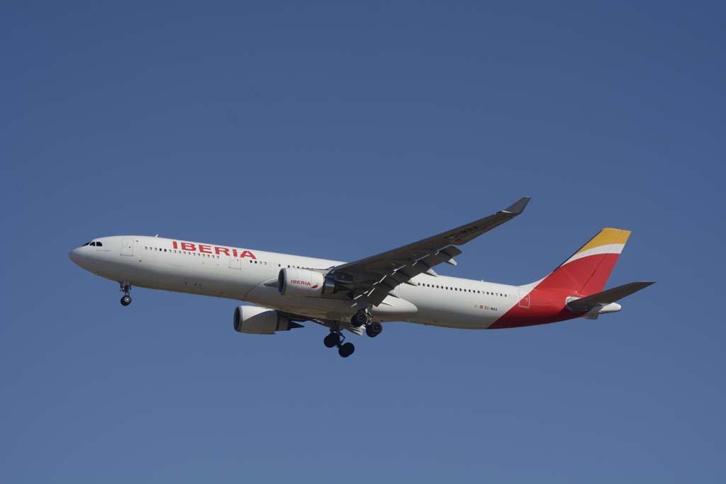 Iberia empezará a volar a Tokio el próximo 18 de octubre.