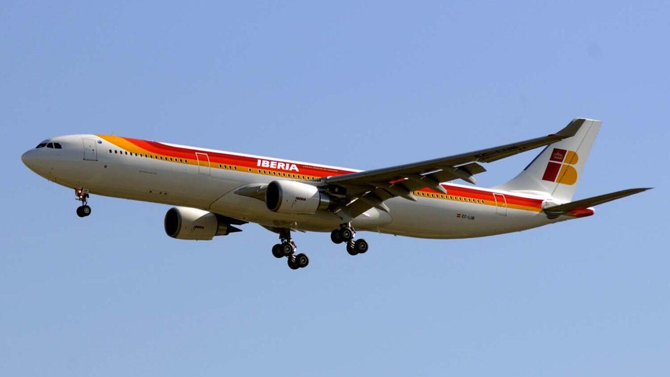 Los A330 permitieron a Iberia recuperar numerosas rutas que canceló por falta de rentabilidad de los A340.