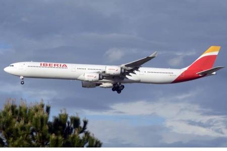 Los Airbus A340-600 de Iberia para la ruta a Perú cuentan con las nuevas butacas de la compañía.