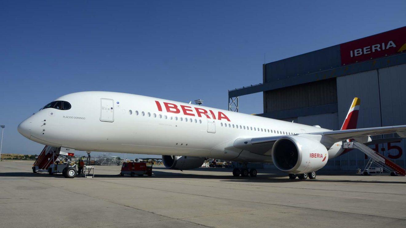 El A350 es la tercera generación de aviones de largo radio de Airbus usada por Iberia desde que recibió sus primeros A340-300 en 1996.