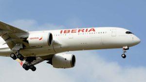 En 2020 Iberia duplicaá su flota de Airbus A350-900 pasando de seis a doce ejemplares en servicio.