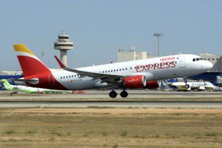 A320 de Iberia Express.