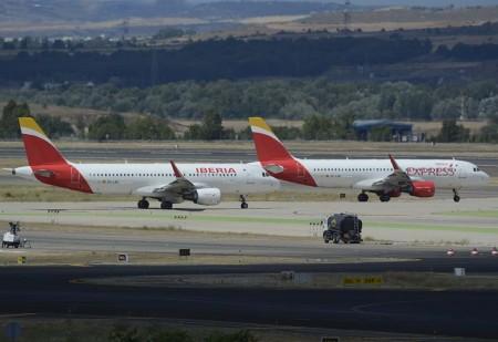 Iberia, cuyas estadísticas incluyen a Iberia Express y Level, ha sido la aerolínea de IAG que más creció en septiembre.
