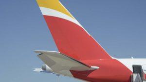 Iberia sigue entre las aerolíneas más puntuales del mundo.