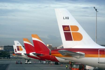 El crecimiento de Iberia en junio, respecto al mismo mes de un año antes ha sido el mayor de todas las aerolíneas de IAG.