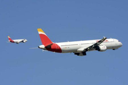 Iberia y Air Europa están en plena renovación de sus flotas por modelos menos contaminantes.