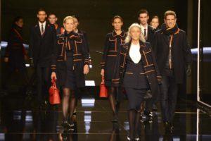 Presentación de los nuevos uniformes de Iberia.