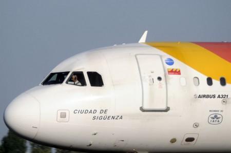 Airbus A321 de Iberia