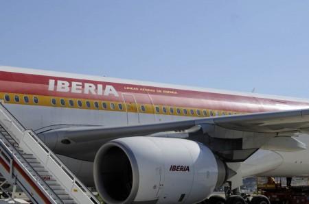 Airbus A340-600 de Iberia
