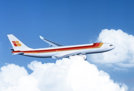 Airbus A330-300 de Iberia