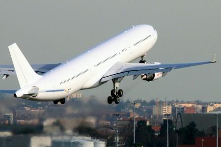 Segundo A330 de Iberia en su primer vuelo