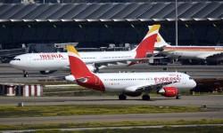 Las cifras de Iberia incluyen las de Iberia Express en las estadísticas de IAG.