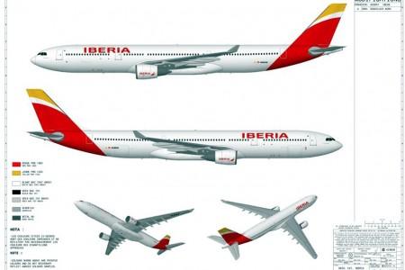 Nuevos colores de Iberia