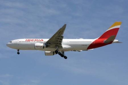 Iberia ya cuenta con tres A330-200 que sustituyen a otros tantos A340-300