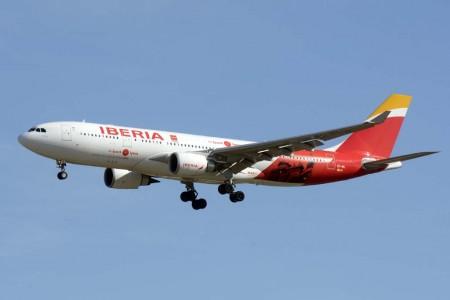 Los Airbus A330-200 de Iberia cuentan con 288 plazas, 19 en business y 269 en turista.