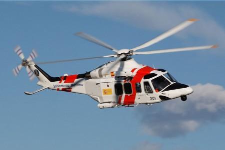 INAER realizó más de 45.000 horas de vuelo en servicios de emergencia y transporte en 2012