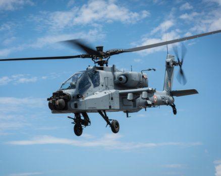 Con India son ya 15 los paises que cuentan con el AH-64 en sus fuerzas armadas.