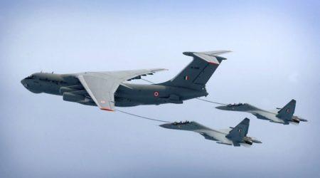 Según fuentes indias, la dispononibilidad media de los Il-78 de su fuerza aárea está por debajo del 50 por ciento.