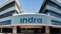 Sede central de Indra.