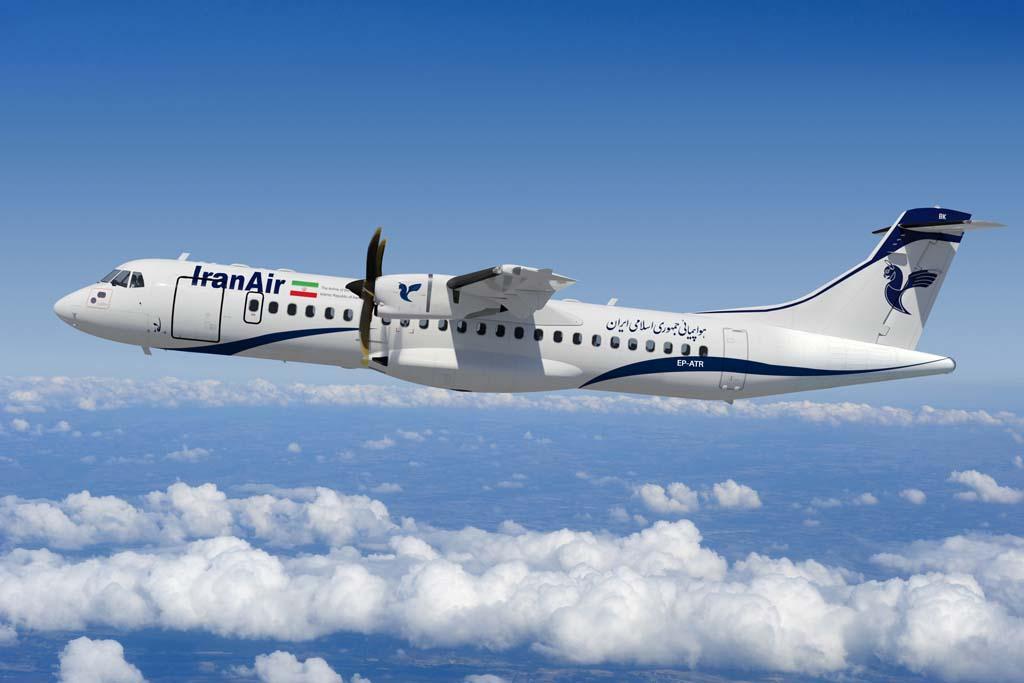 Tras la firma con Airbus, ATR es el segundo fabricante de aeronaves que se beneficia del fin de las sanciones a Irán.