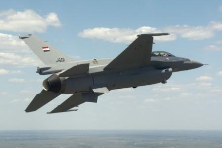 Estados Unidos ha vendido 36 F16 a Iraq.