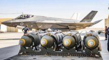 Israel, que cuenta con dos escuadrones de F-35, fue el primer país en usarlo en combate.