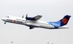 ATR 42-500 de Israir