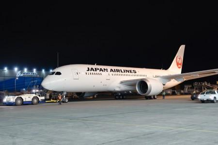 Boeing 787 de JAL