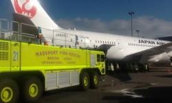 El incendio a bordo no ha supuesto daños en el avión.