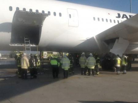 Boeing 787 JA829J
