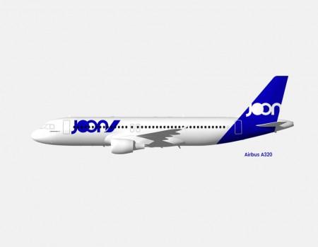 Con  flota A320, Joon estrena operaciones en Barcelona el próximo 1 de diciembre.