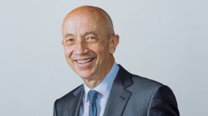 Javier Ferrán, próximo presidente de IAG.
