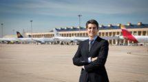 Jesús Caballero, director del aeropuero de Sevilla, ingeniero del año para el COIAE.