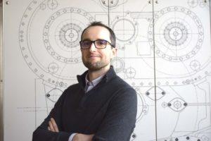 Jesús López , jefe técnico de Diseño Preliminar para Proyectos Futuros de Avio Aero,.