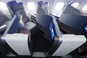 jetBlue apuesta por nuevos asientos individuales en cabinas cerradas para su business de largo radi.