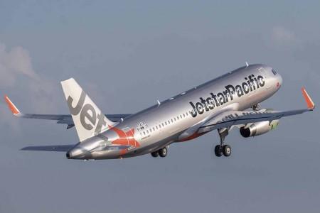 Jetstar Pacific está participada en un 30 por ciento por Qantas y en un 70 por ciento por Vietnam Airlines.