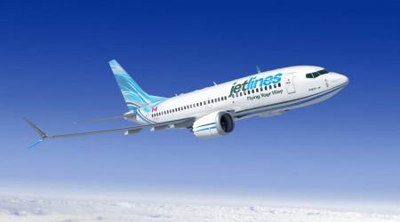 Boeing 737 MAX 7 de Jetimes