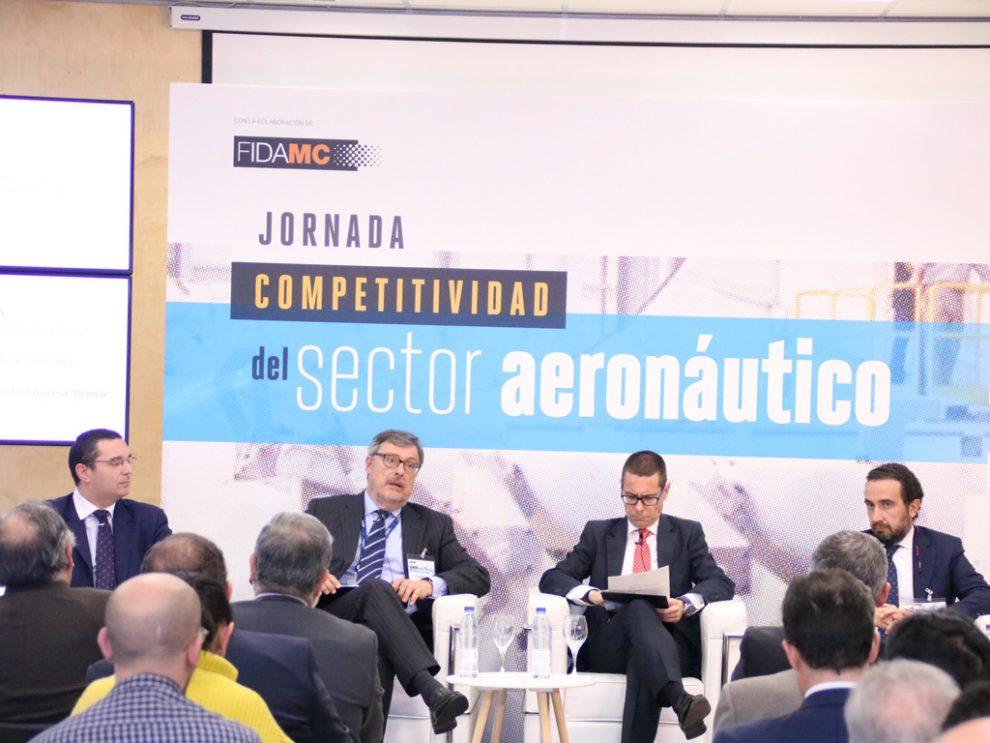 TEDAE organizó una interesante jornada en las instalaciones de FIDAMC sobre competitividad en el sector
