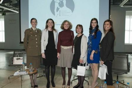 Primera Jornada Internacional Mujer y Aeronáutica