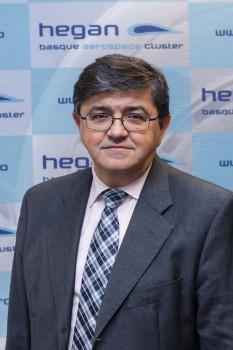 José Juez director de Hegan.